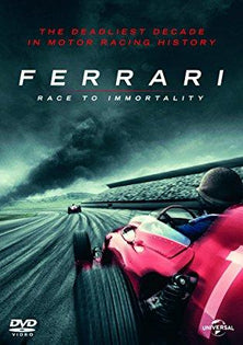 Ferrari: Race to Immortality [DVD] [2017]