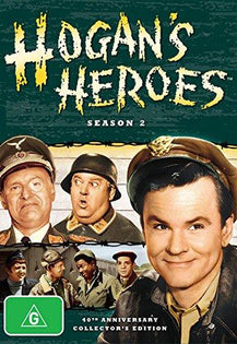 Hogan's Heroes: Season 2 (DVD - Region 4)