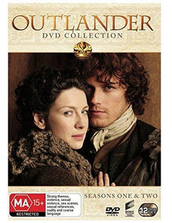 Outlander: Seasons 1 & 2 One & Two (DVD - Region 4)