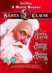 The Santa Clause Movie Collection [DVD]