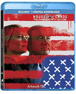 House of Cards - Season 5 [Blu-ray] [2017] [Region Free]