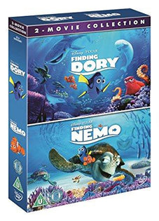 Finding Dory and Finding Nemo Double Pack [DVD]