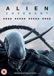 Alien Covenant [DVD] [2017]