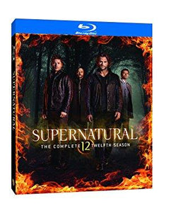 Supernatural: Season 12 (BD/S) [Blu-ray] [2017] [Region Free]