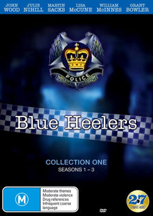 BLUE HEELERS - COLLECTION 1 (DVD - Region 4)