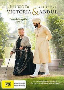 VICTORIA AND ABDUL (DVD - Region 4)