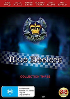 Blue Heelers: Collection 3 (Seasons 8-10) (DVD - Region 4)