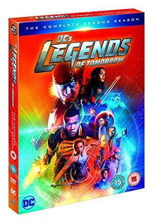 DC Legends of Tomorrow S2 [DVD] [2017]