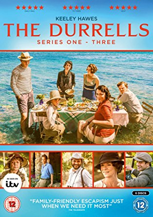 The Durrells Series 1 - 3 [DVD]