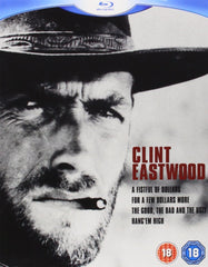 Clint Eastwood - 4-Film Collection [Blu-ray]