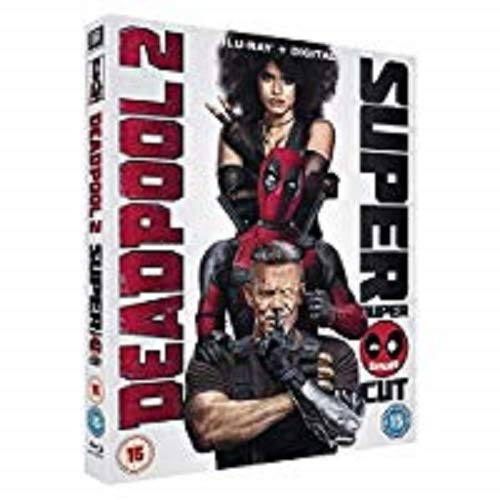 Deadpool 2 (4K Blu-ray + Blu-Ray + Digital Download] [2018]