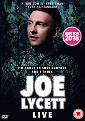 Joe Lycett: I'm About to Lose Control And I Think Joe Lycett Live [DVD]