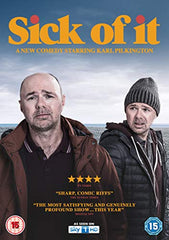 Sick Of It [DVD] [2018]
