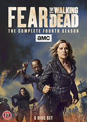 Fear The Walking Dead Season 4 [DVD] [2018]