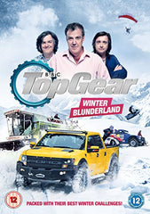 Top Gear - Winter Blunderland [DVD] [2018]