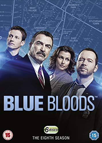 Blue Bloods - Season 8 [DVD] [2018]