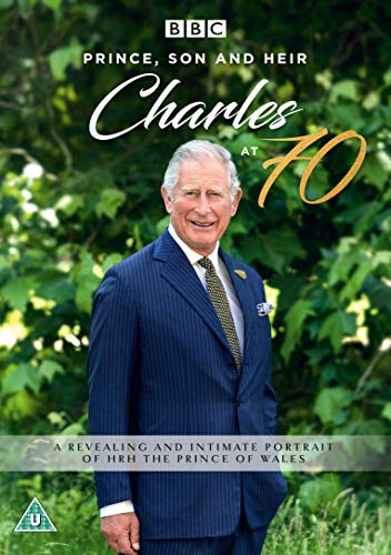 Prince, Son and Heir: Charles at 70 [DVD] [2018]