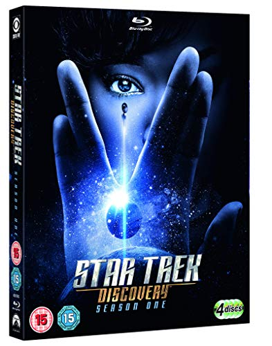 Star Trek: Discovery: Season 1 [Blu-ray] [2018] [Region Free]