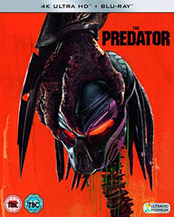 The Predator 4K UHD [Blu-ray] [2018]