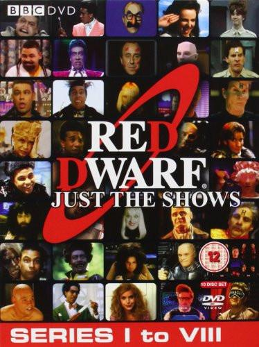 Red Dwarf - Series 1-8 [DVD]