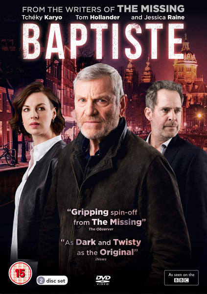 Baptiste [DVD] - The Missing Spin-off