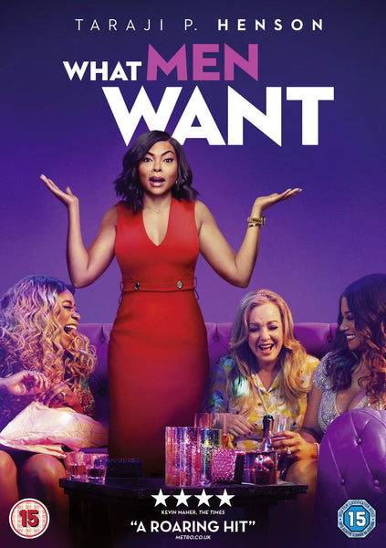 What Men Want (DVD) [2019]