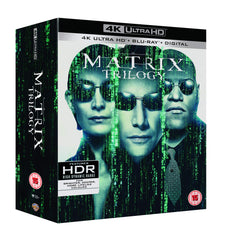 The Matrix Trilogy 4K [Blu-ray] [1999]