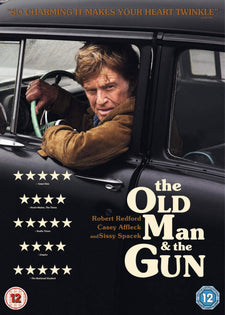 Old Man And The Gun [DVD] [2018]