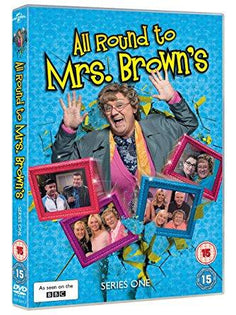 Mrs. Brown's Boys - All Round to Mrs. Brown's [DVD] [2017]