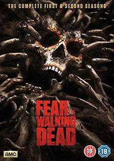 Fear the Walking Dead - Season 1-2 [DVD]