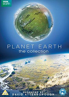 Planet Earth: The Collection [DVD] [2016]