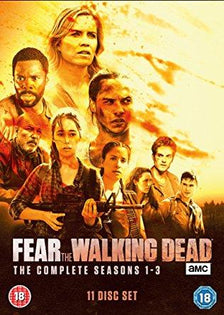 Fear The Walking Dead: The Complete Seasons 1-3 [DVD]