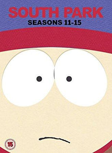 South Park: Seasons 11-15 [DVD]