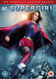 Supergirl Season 2 [DVD] [2017]