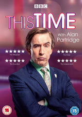 This Time With Alan Partridge [DVD] [2019]