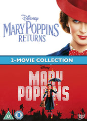 Mary Poppins Returns Doublepack [DVD] [2018]