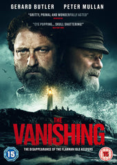 The Vanishing [DVD] [2019]