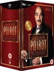 Agatha Christie's Poirot - The Definitive Collection (Series 1-13) [DVD]