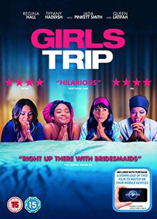 Girls Trip (DVD + Digital Download) [2017]