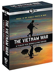 The Vietnam War: A Film by Ken Burns & Lynn Novick - The Complete 18hrs 10 DVD Boxset