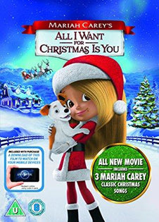 Mariah Carey's All I Want for Christmas is You [2017] [DVD]
