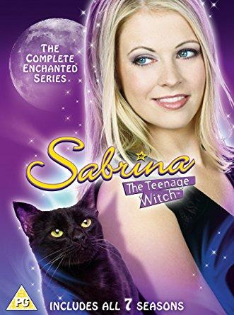 Sabrina The Teenage Witch: The Complete Enchanted Collection [DVD]