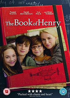 The Book of Henry (DVD) [2017]
