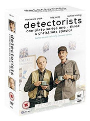 Detectorists - Series 1-3 + '15 Xmas Special Box Set [DVD]