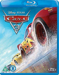 Cars 3 [Blu-ray] [2017] [Region Free]