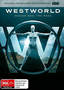 Westworld: Season 1 (DVD - Region 4)