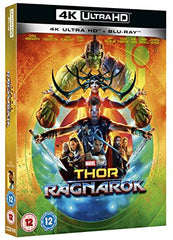 Thor Ragnarok 4K (Including 2D Blu-Ray) [2017] [Region Free]