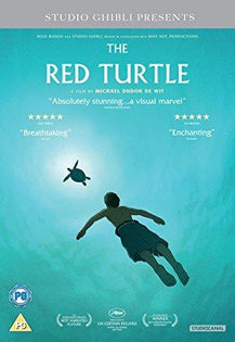 The Red Turtle [DVD] [2017]