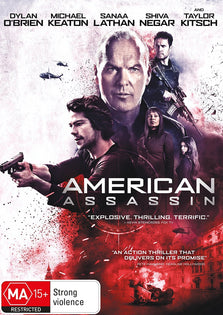 American Assassin (DVD - Region 4)