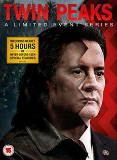 Twin Peaks: A Limited Event Series [DVD]